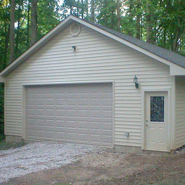 Pole Barns, Garages and Sheds